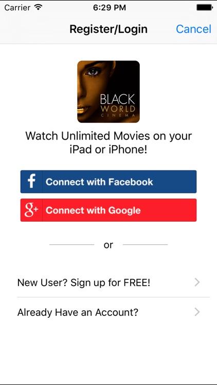 Black World Cinema screenshot-4