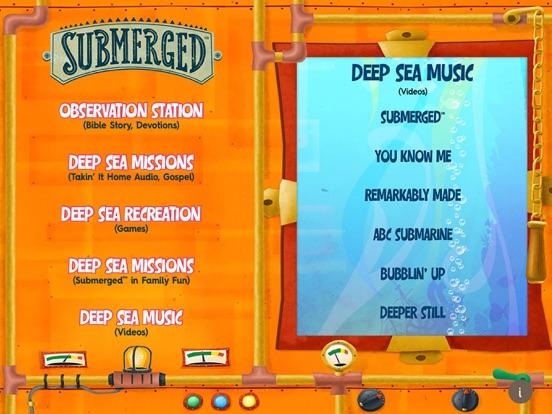 LifeWay VBS Submerged-ipad-0