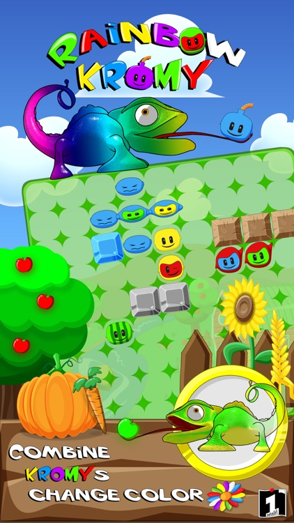Rainbow Kromy screenshot-4