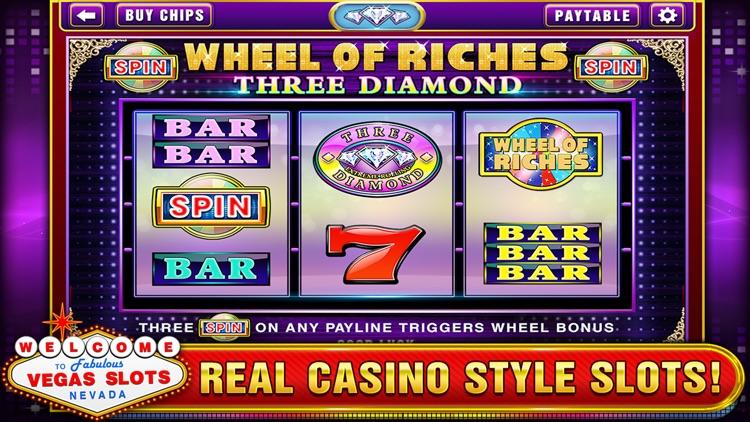 Vegas Slots - Play Las Vegas Casino Slot Machines!