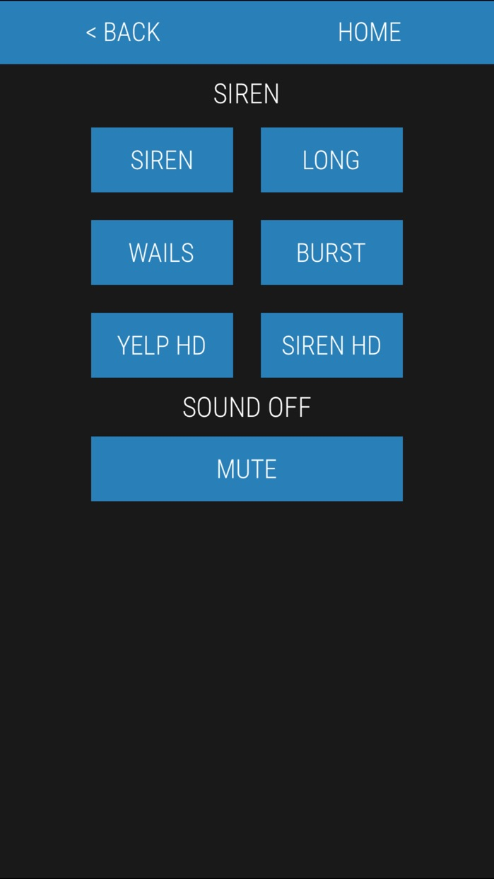 Police Lights and Siren ~ The best emergency flashing strobe lights and alarm sound Screenshot