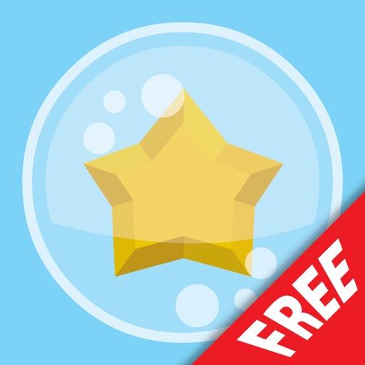 Poppy Droppy Free : Star Collector iOS App