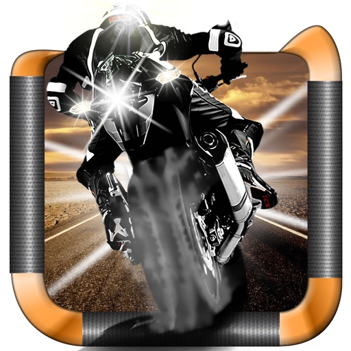 Motorbike Racing Speed - Bike Race Track