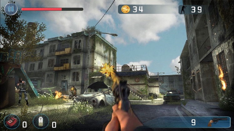 Super Gun - Sniper Shoot:A FPS action war shooting game