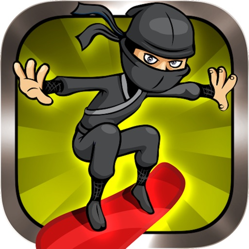 Subway ninja skater 2016 - unlimited running games