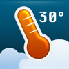 Thermometer for iPhone & iPod Touch - Get Temperature & Weather !