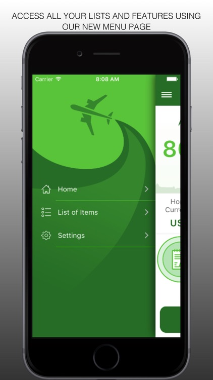 Simply Declare Travel App PRO screenshot-3