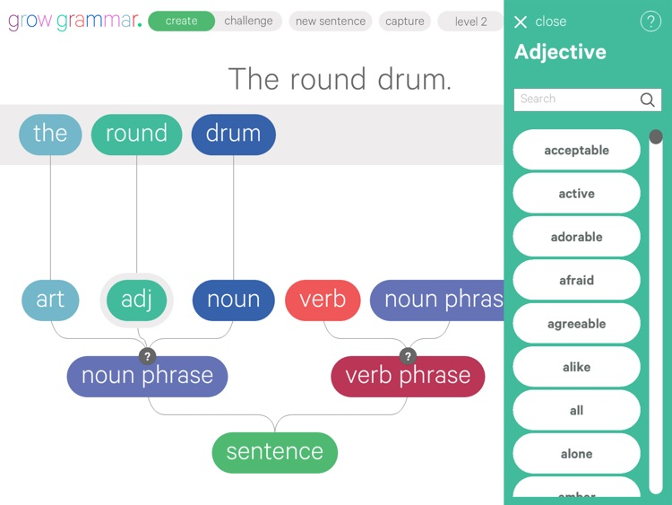 Grow Grammar Lite screenshot-3