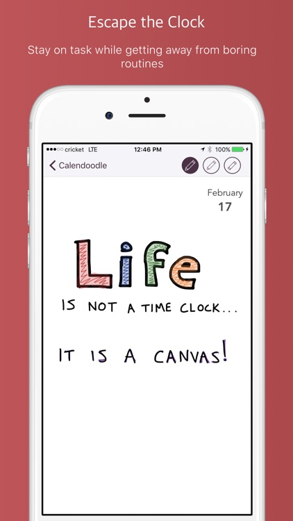Venus Calendar - A Better Way to Track Your Day