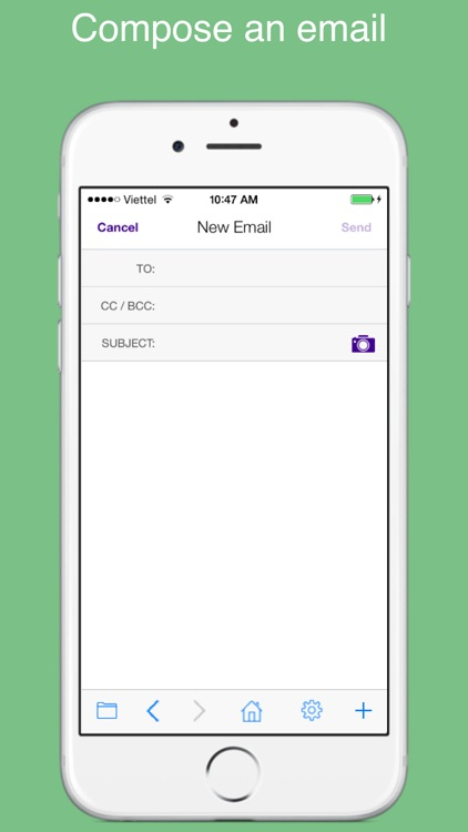 Safe web Pro for Yahoo: secure and easy Yahoo mail mobile app with passcode screenshot-4