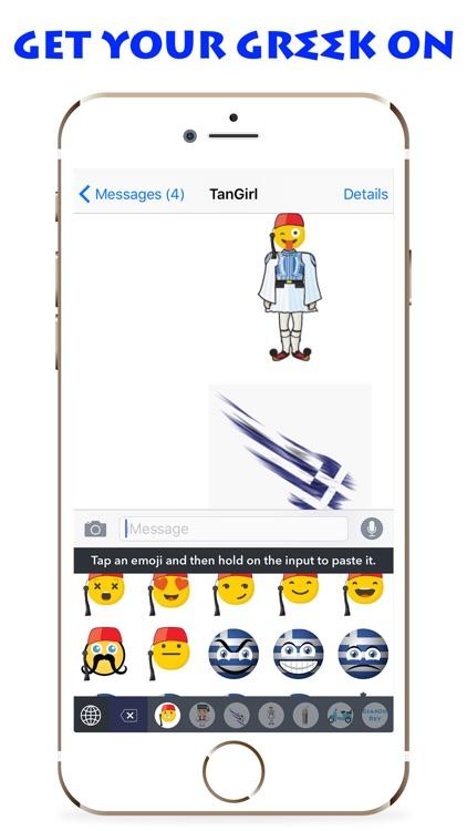 GreekMoji - Greek Emoji Keyboard