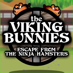The Viking Bunnies #3: Escape From The Ninja Hamsters