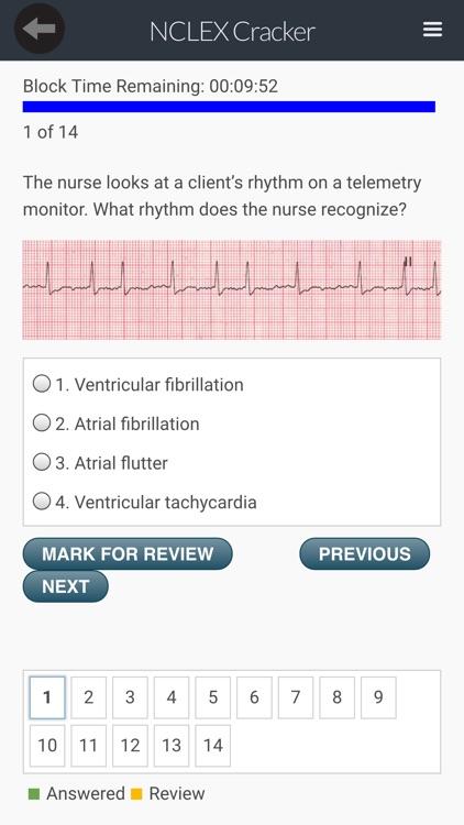 NCLEX RN Exam Qbank for Nursing