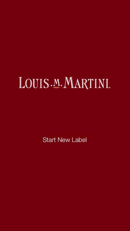 Louis M. Martini Labeler