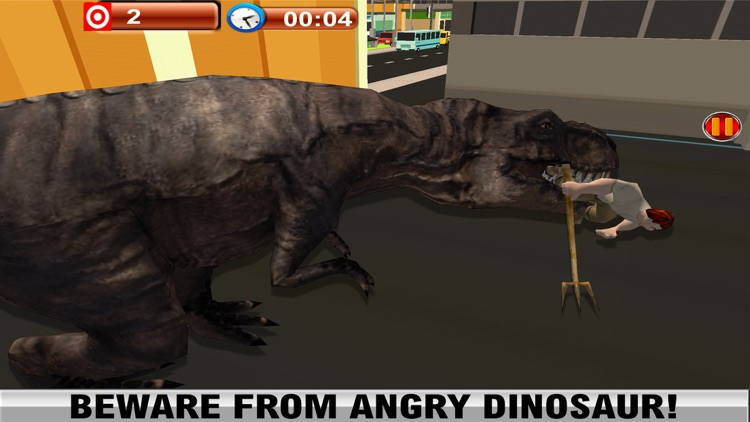 2016 Dinosaur Simulator Park : Dino City Fighting World Survival Game