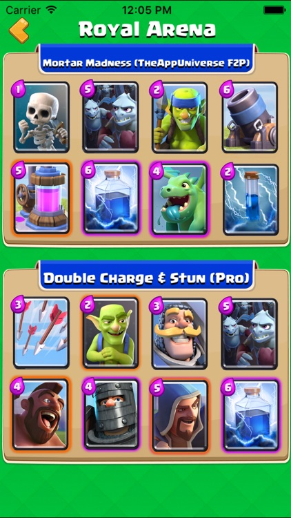 Pro Guide For Clash Royale - Strategy Help screenshot-2