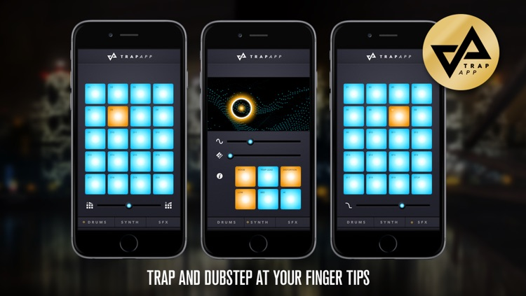 TrapApp - Dubstep & Trap Music Maker screenshot-0