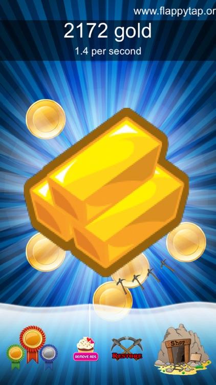 Craft Clicker Miner - Gold