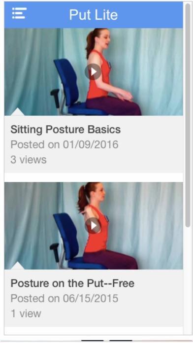 点击获取Posture on the Put Lite by Myriah Lynn