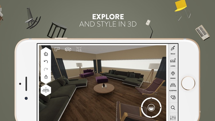 Amikasa - 3D Floor Planner with Augmented Reality
