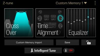 Z-tune screenshot one
