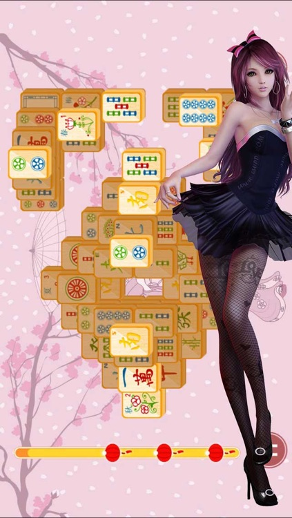 Mahjong Craft World.