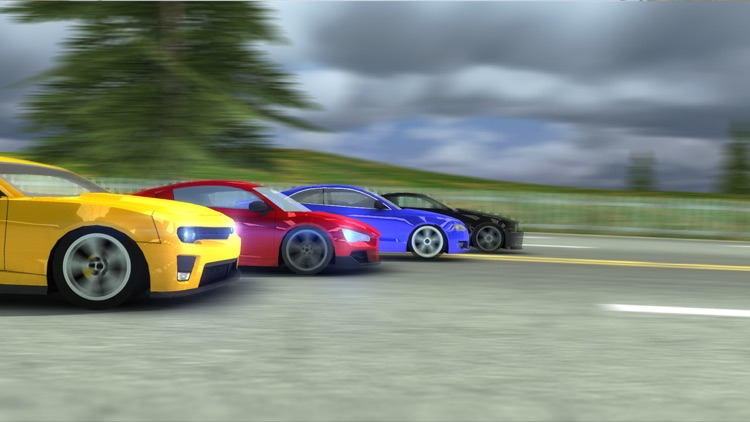 Fast Lane Car Racer screenshot-4