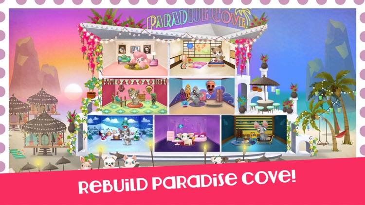 Miss Hollywood: Vacation - Pet Paradise Adventure