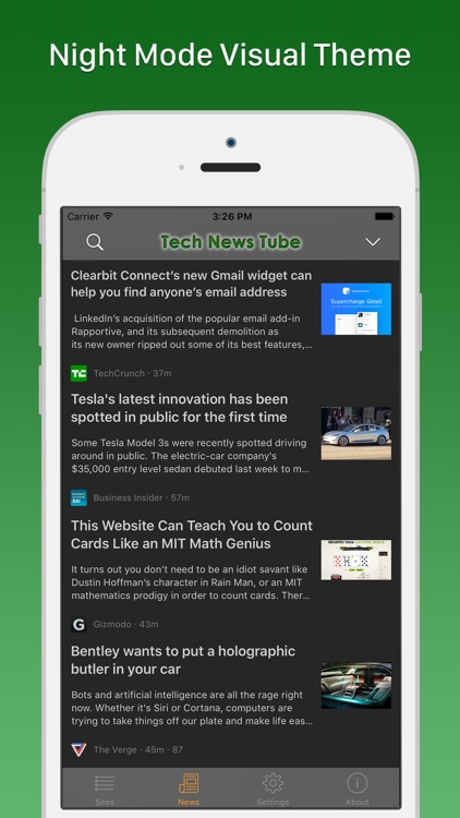 Tech News Tube screenshot-3