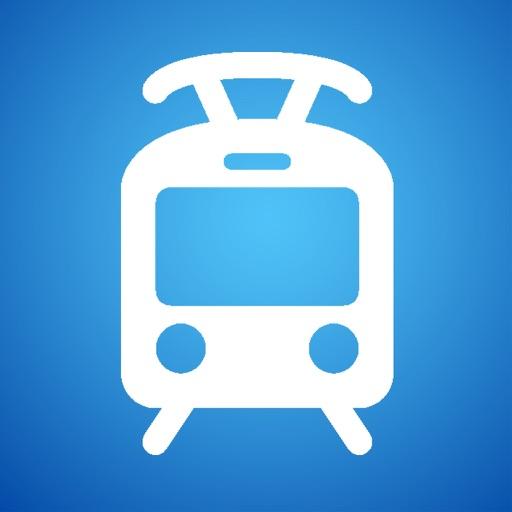 Tram Tracker.