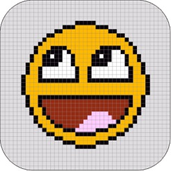 Pixelart Editor Make Coloring Picture With Pixel Art On The App Store