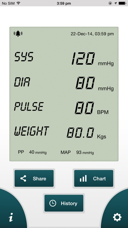 Blood Pressure - Smart Blood Pressure (SmartBP) BP Tracker screenshot-0