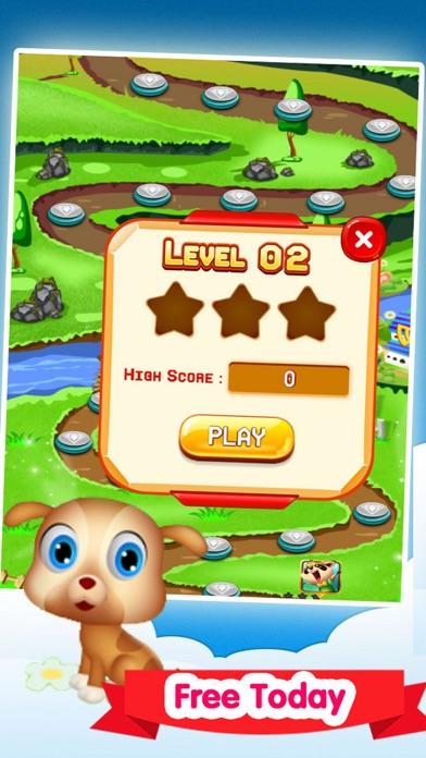 Happy Fruit Match-3 screenshot two