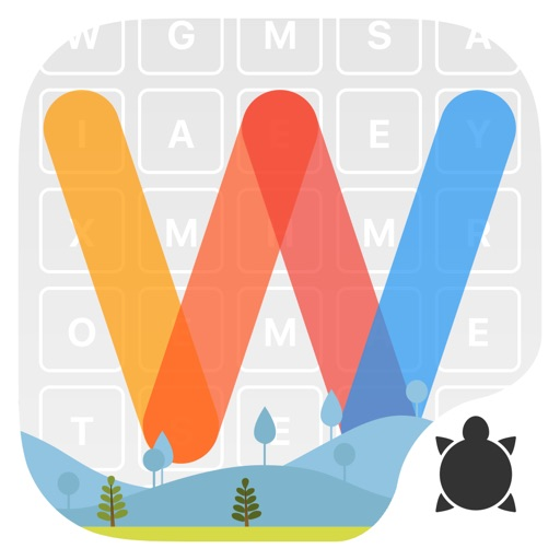 Word Search World - Word Game iOS App