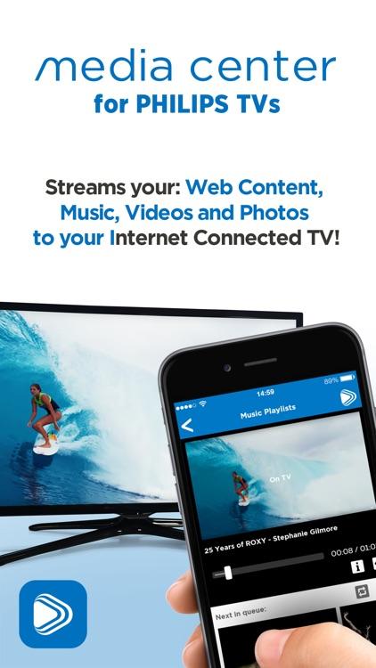 ZappoTV for Philips Smart TVs