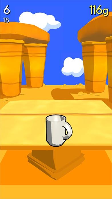 Flippy Cups screenshot two