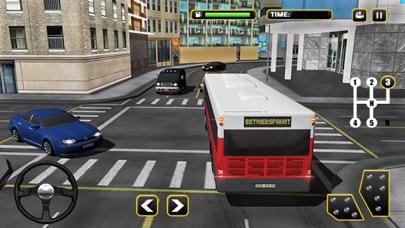 マニュアル シフト シティ バス運転のスクリーンショット1