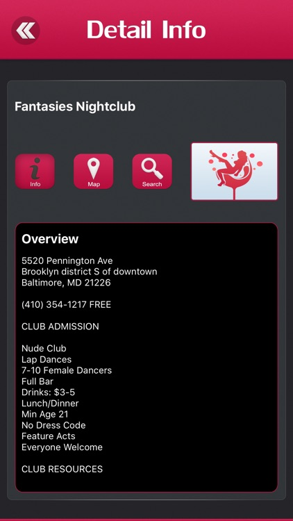 Maryland Strip Clubs & Night Clubs screenshot-2