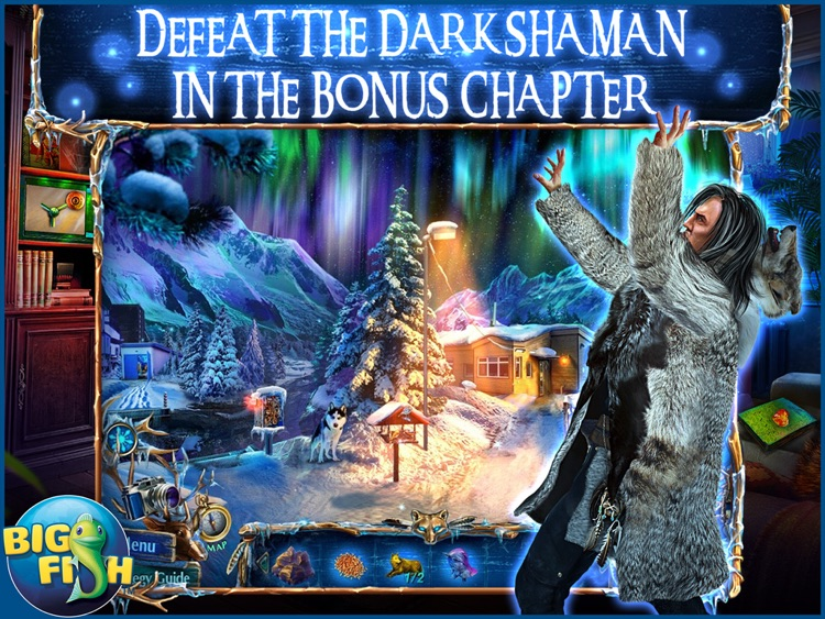 Mystery Tales: Alaskan Wild HD - A Mystery Hidden Object Adventure (Full) screenshot-3
