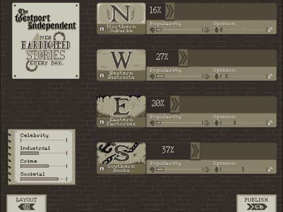 Screenshot #4 for The Westport Independent