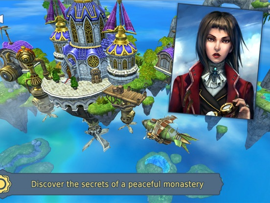 Sky to Fly: Faster Than Wind 3D screenshot 8
