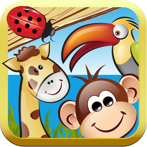 Animal Zoo Puzzle for Kids and Toddlers