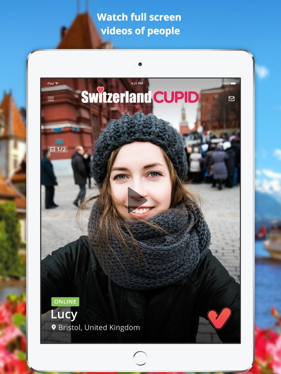 Switzerland Social - Meet & Chat with Swiss Single