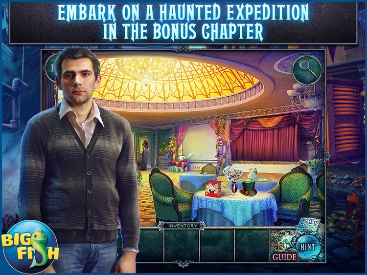 Fear for Sale: Endless Voyage HD - A Mystery Hidden Object Game (Full) screenshot-3