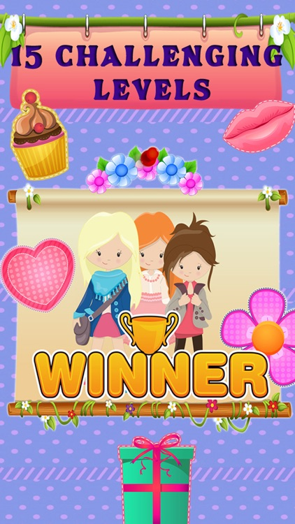 Top Model Adventure - American Fashion Show Party Game for Girls screenshot-3