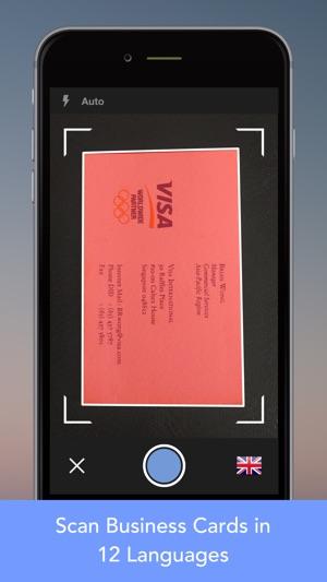 Cardwiz pro business card reader scanner on the app store cardwiz pro business card reader scanner on the app store colourmoves