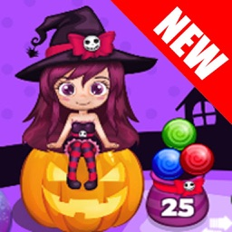 Witch Shooter Mania - Holiday Bubble Games