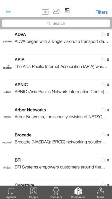点击获取APRICOT Conferences