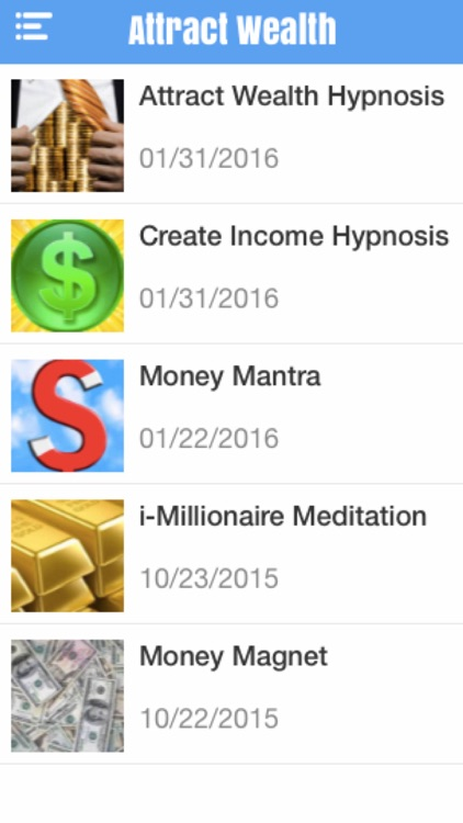 Attract Monetary Wealth & Financial Abundance With Hypnosis: Wealth & Abundance Hypnosis Audio