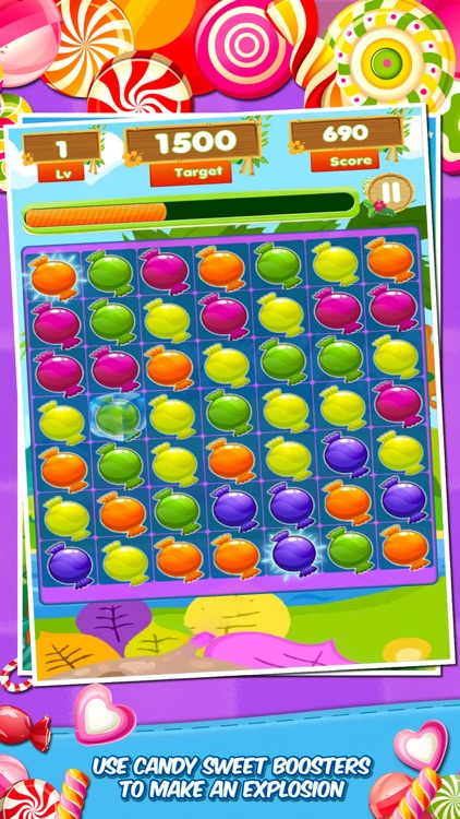 Candy Pop Mania - Match Free games